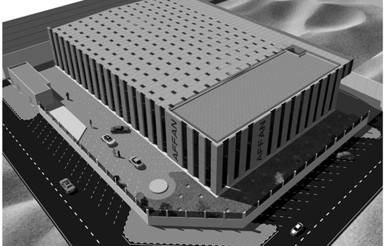 Dubai Investment Park Factory